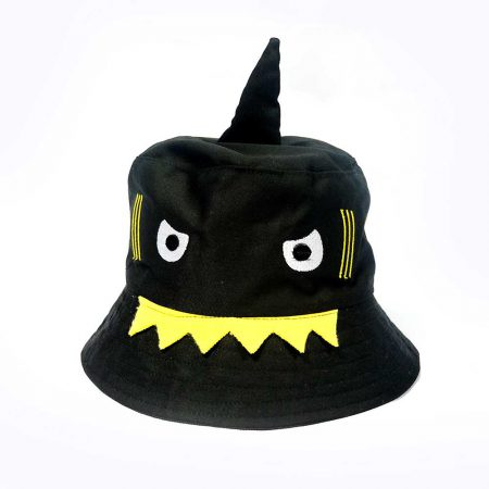 Kid-Black-Cap-front
