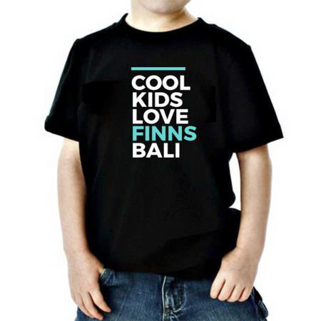 Kid Tshirt Cool Kids Love Finns Bali
