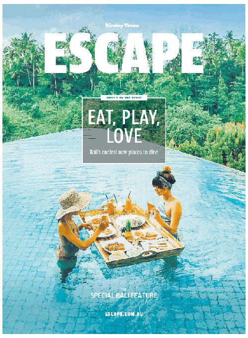 Media Escape Cover