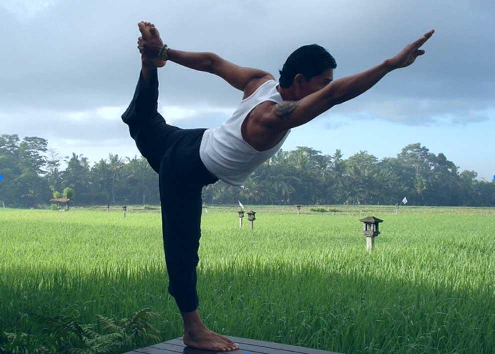 Yoga at Canggu
