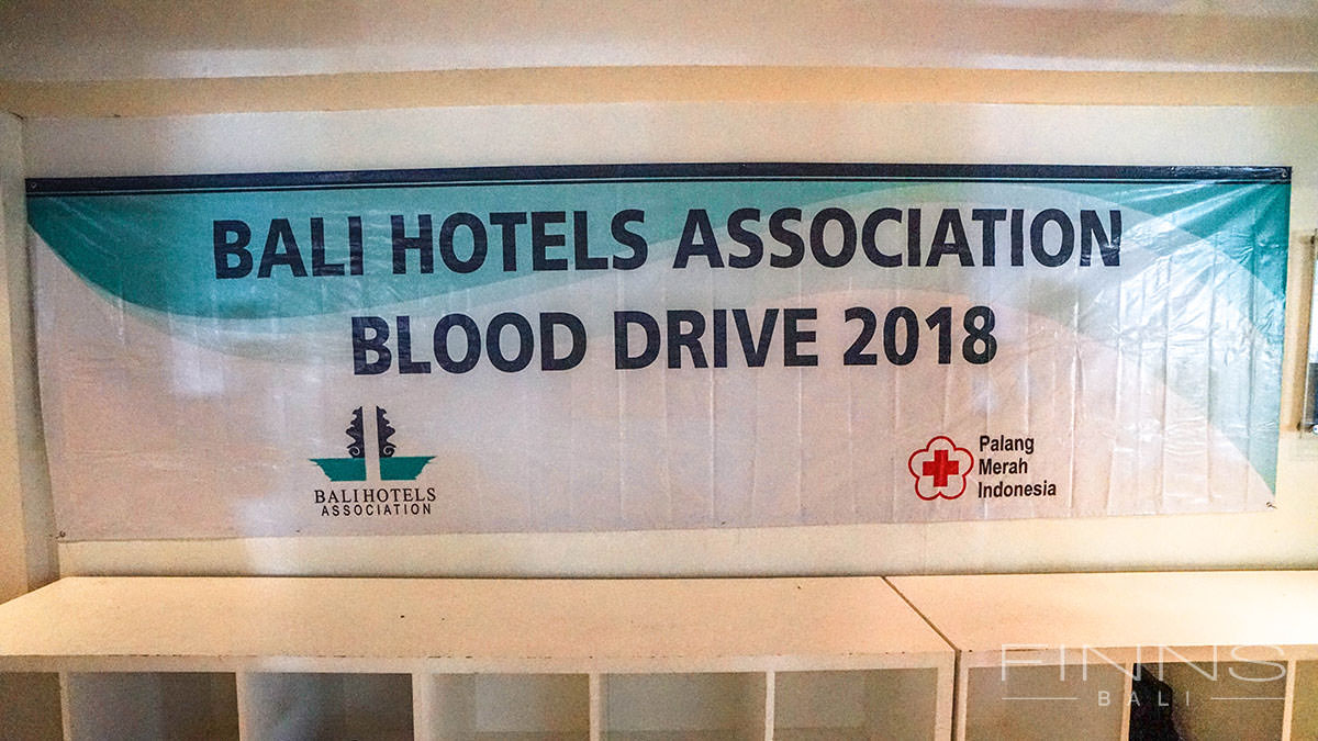 Bha Blood Drive Of Finns Bali